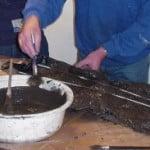 Bonsai schaal maken